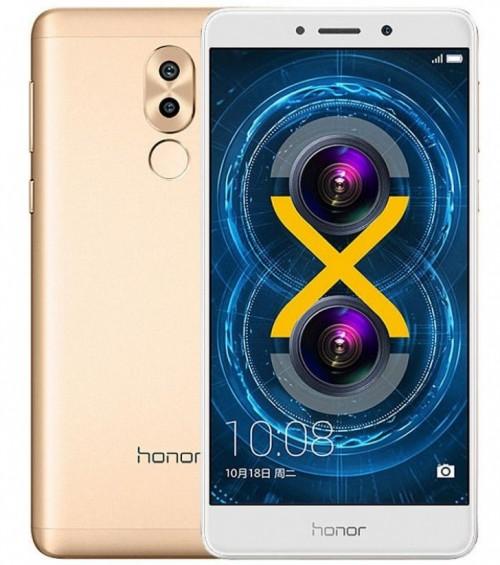 honor 6x dual cam