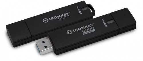 Kingston Digital IronKey D300 oraz IronKey D300 Managed