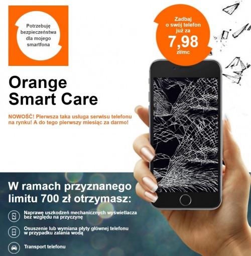 Orange Smart Care
