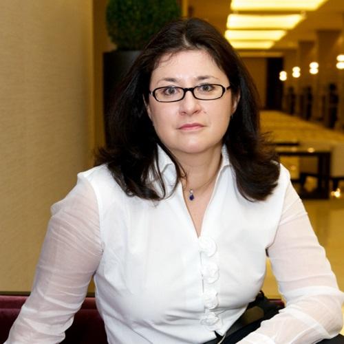 Rukmini Glanard - Senior Vice President ALE Europe North
