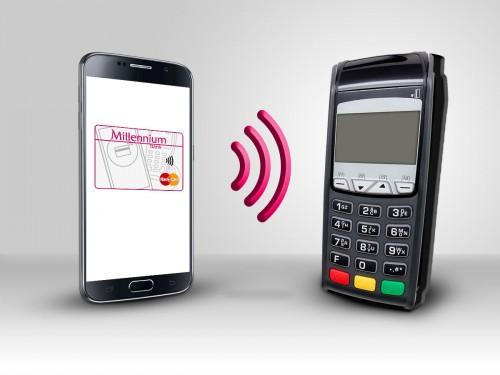 Bank Millennium - start płatności HCE