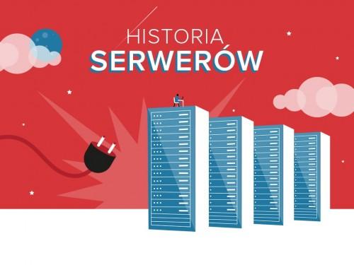 Od Arpanetu do chmury – historia serwerów