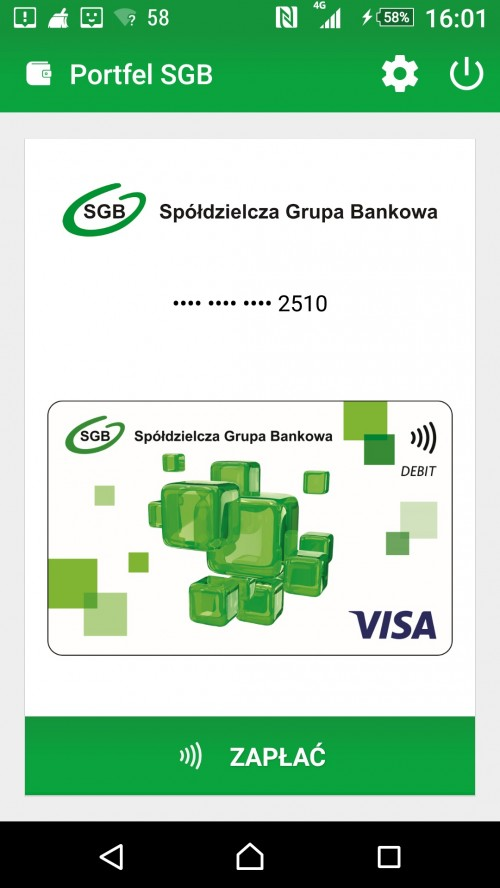 Visa - HCE