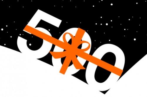 Orange - konkurs: 500 zł