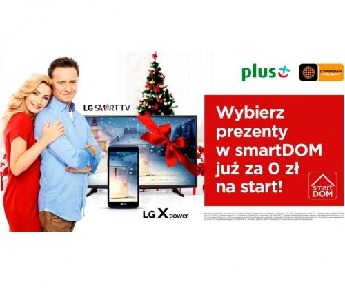 Plus i Cyfrowy Polsat - smartDOM