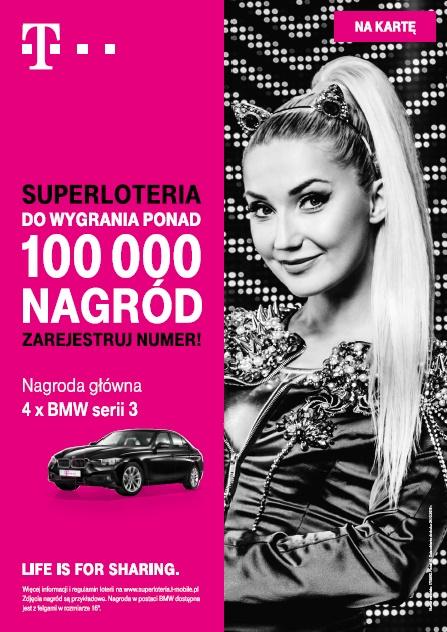 T-Mobile - Superloteria