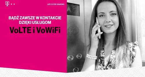 T-Mobile - VoLTE i VoWiFi