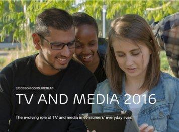 Ericsson ConsumerLab - oglądanie materiałów wideo