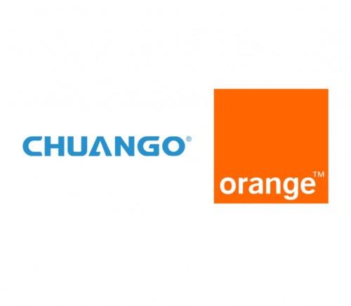 Chuango i Orange