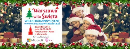 T-Mobile - Warszawa wita święta