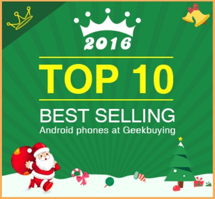 Top 10 Geekbuying 2016