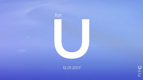 HTC for U