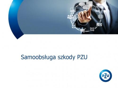 PZU - Samoobsługa szkody