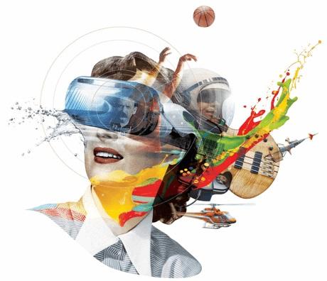 Rzeczywistość wirtualna (VR)
