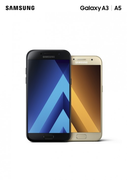 Samsung Galaxy A5 i A3 (2017)