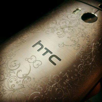 Play - HTC z grawerem