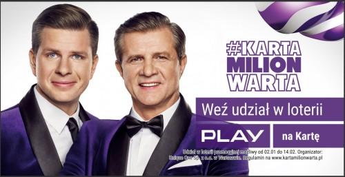 Play - milion