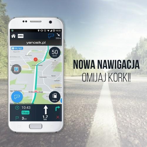 Yanosik dla Androida