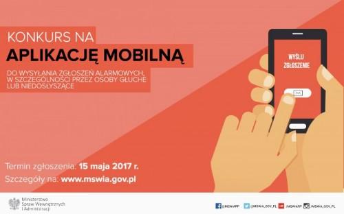 MSWiA - aplikacja mobilna 112