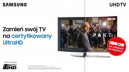 Samsung - HBO GO