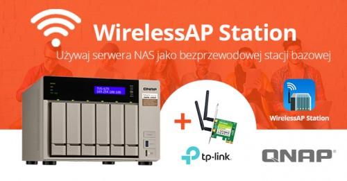 QNAP WirelessAP Station