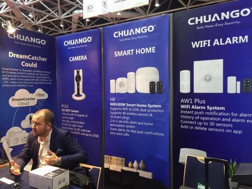 Chuango - IOT