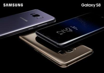 Samsung Galaxy S8 - premiera