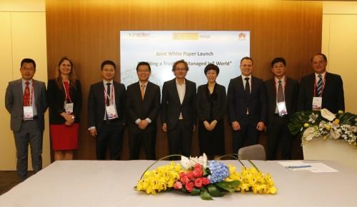Huawei na MWC 2017