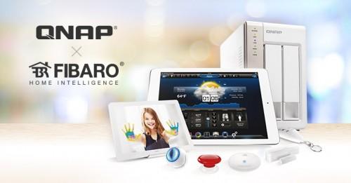 QNAP - FIBARO