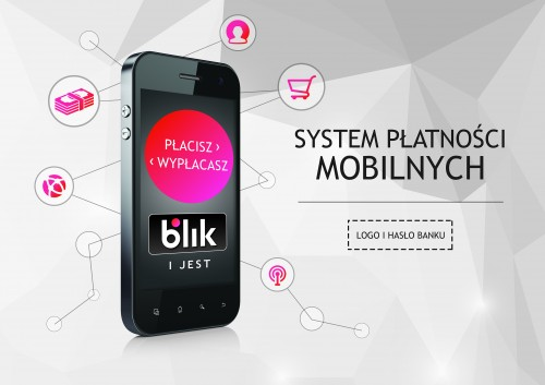 logo BLIK OneClick