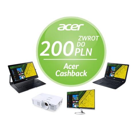 Acer - Cashback