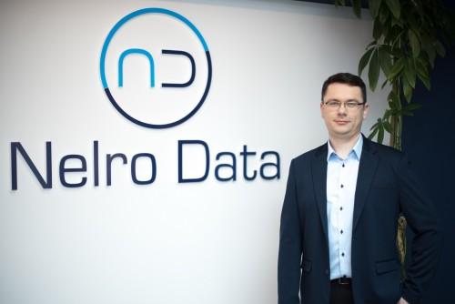 Grzegorz Bandzarewicz, Dyrektor oddziału Nelro Data w Białej Podlaskiej