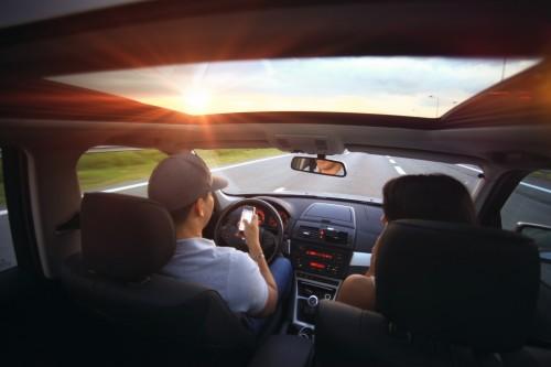 Nawigacja w samochodzie