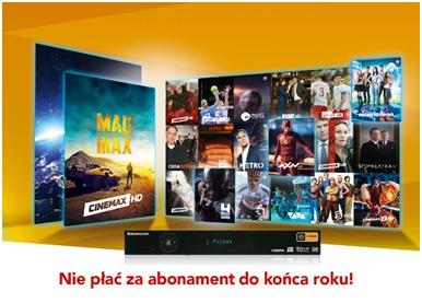 Cyfrowy Polsat - abonament za darmo