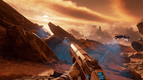 Farpoint na PlayStation VR