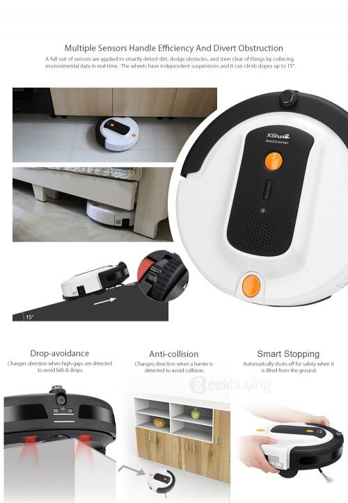 Haier XShuai ShuaiXiaoBao Robot Vacuum