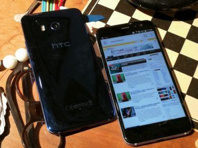 HTC U 11  - premiera w Warszawie