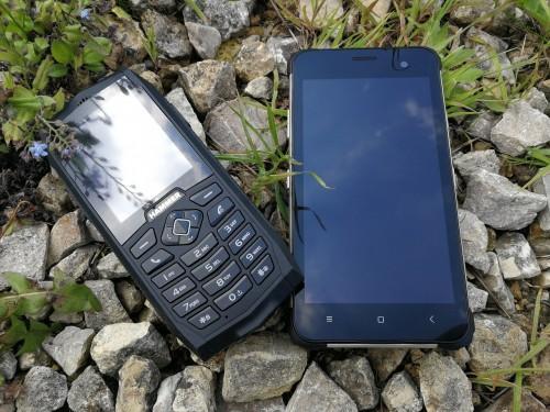 Test myPhone Hammer 3+