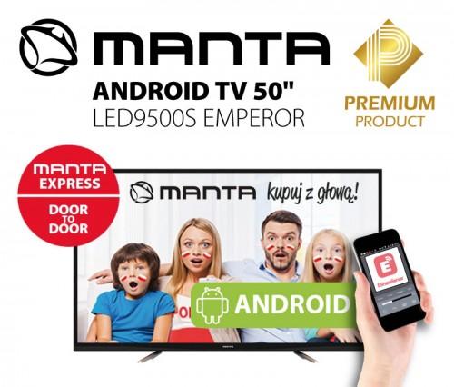 Manta LED9500S Emperor