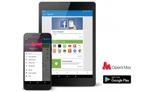 Opera Max 3.0