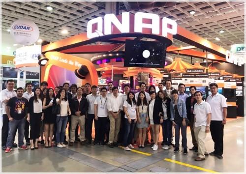 QNAP na Computex 2017