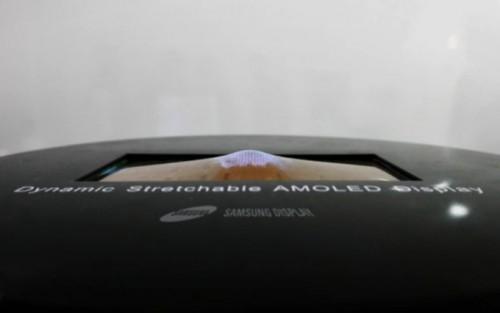 samsung display week elastyczny ekran