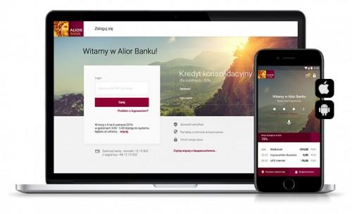 Alior Bank - bankowość internetowa