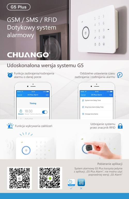 Chuango G5 Plus