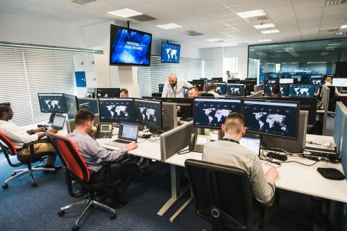 IBM Europejskie X-Force Command Center