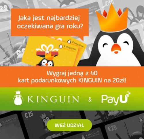 Kinguin.net i PayU