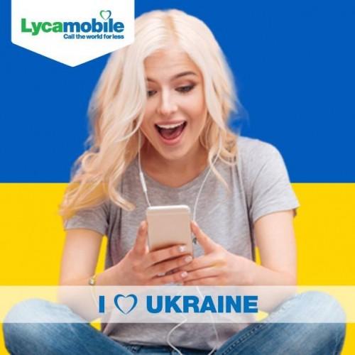 Lycamobile - Kyivstar