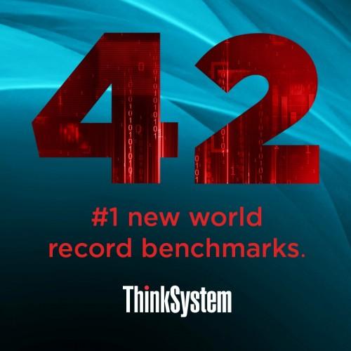 Lenovo ThinkSystem - 42 rekordy
