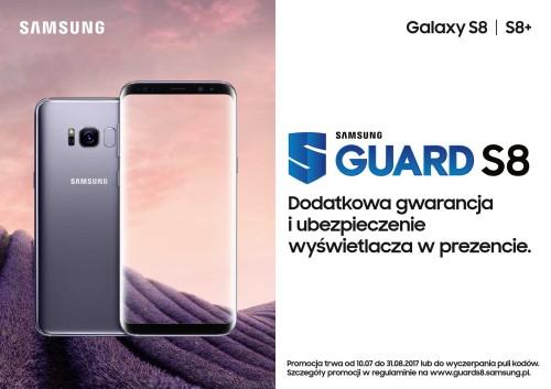 Galaxy S8 i S8+ z Guard S8