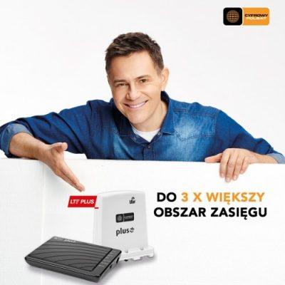 Cyfrowy Polsat - domowy Internet LTE